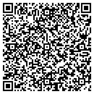 QR-код с контактной информацией организации ООО МАГАЗИН № 1