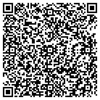 QR-код с контактной информацией организации ТОВАРЫ И УСЛУГИ