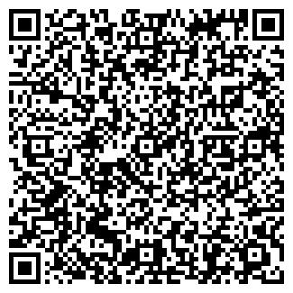 QR-код с контактной информацией организации МАГАЗИН ТРИОД