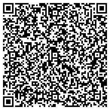 QR-код с контактной информацией организации МАГАЗИН ХОЗТОВАРОВ ЧП ИВАНОВА Е. С.
