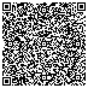 QR-код с контактной информацией организации АКВА-ХОББИ ВЫСТАВОЧНЫЙ МАГАЗИН