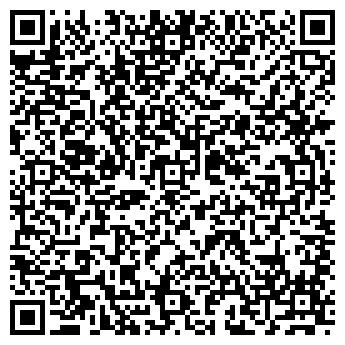 QR-код с контактной информацией организации ПРИОРБАНК ОАО ФИЛИАЛ 0505