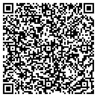 QR-код с контактной информацией организации ЮНОНА-АВТО