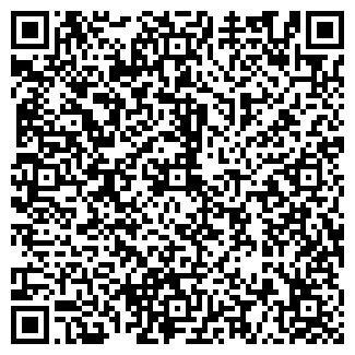 QR-код с контактной информацией организации ПАРАЛЛАКС, ООО