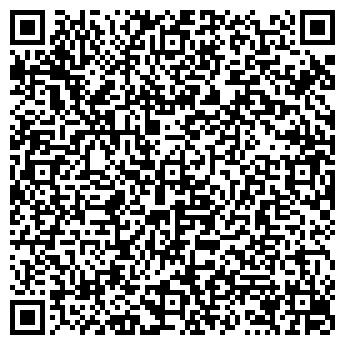 QR-код с контактной информацией организации КАЗНАЧЕЙСТВО ГОРОДСКОЕ