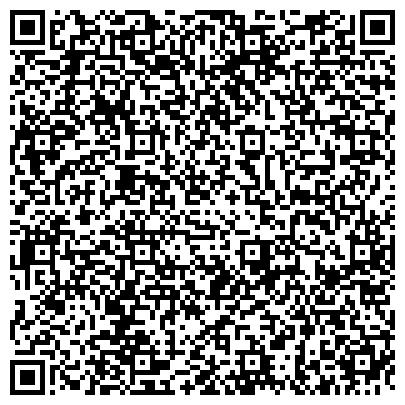 QR-код с контактной информацией организации КУЛЬТУРНО-ВЫСТАВОЧНЫЙ ЦЕНТР ИМЕНИ ТЕНИШЕВЫХ