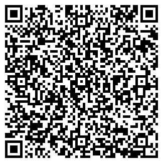 QR-код с контактной информацией организации ТРИВИЖН
