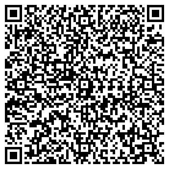 QR-код с контактной информацией организации МАГАЗИН ВОСХОД