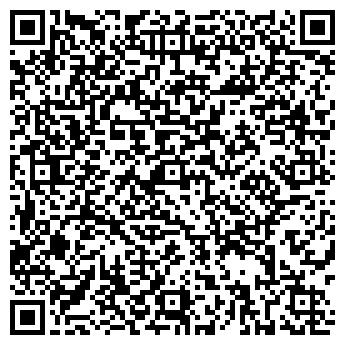 QR-код с контактной информацией организации МАГАЗИН РОСИНКА