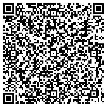 QR-код с контактной информацией организации ДЕТСКИЙ САД № 96