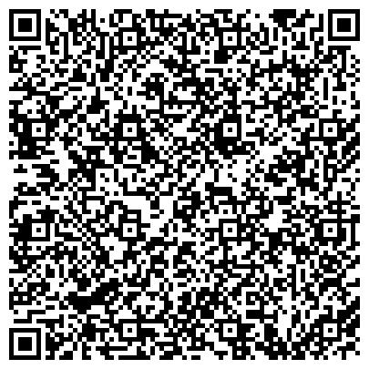 QR-код с контактной информацией организации НЕГОСУДАРСТВЕННОЕ УЧРЕЖДЕНИЕ ДОПОЛНИТЕЛЬНОГО ОБРАЗОВАНИЯ ТВОРЧЕСТВО