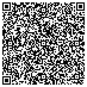QR-код с контактной информацией организации УПК УЧАЩИХСЯ ЛЕНИНСКОГО РАЙОНА МЕЖШКОЛЬНЫЙ