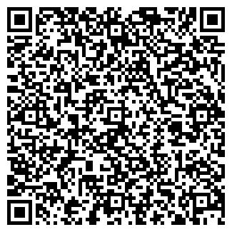QR-код с контактной информацией организации ОАО ИСКОЖ