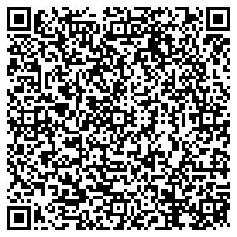 QR-код с контактной информацией организации ПРЯЖА