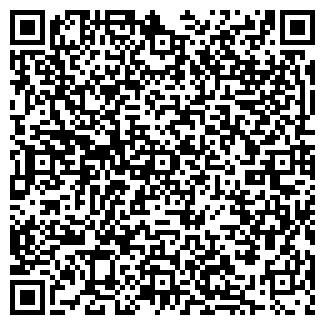 QR-код с контактной информацией организации ДЮСШ КАРТИНГА