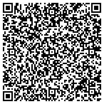 QR-код с контактной информацией организации ТЕЛЕАТЕЛЬЕ ОТ МАКАРОННОЙ ФАБРИКИ