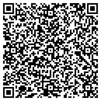QR-код с контактной информацией организации ООО АЛАННА