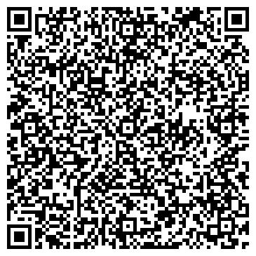 QR-код с контактной информацией организации ФОНД СОЦИАЛЬНОГО СТРАХОВАНИЯ РФ ГУ ФИЛИАЛ