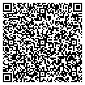 QR-код с контактной информацией организации ВОИ-АЛЬФА