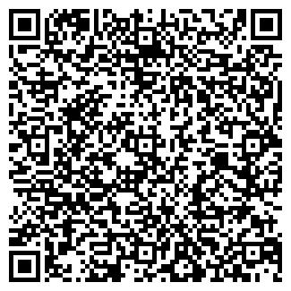 QR-код с контактной информацией организации ООО КОПИЯ