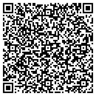 QR-код с контактной информацией организации КУРСКИЕ ОКНА, ООО