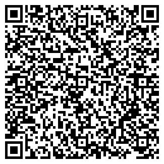 QR-код с контактной информацией организации ЗАО САМОЦВЕТЫ