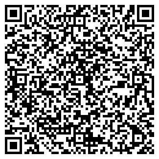 QR-код с контактной информацией организации БАННЫХ, ЧП