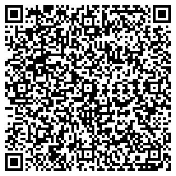 QR-код с контактной информацией организации ТЕРЕМ-ТЕРЕМОК ОДО