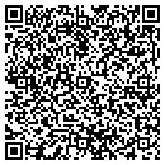 QR-код с контактной информацией организации РЯБИНУШКА, ООО