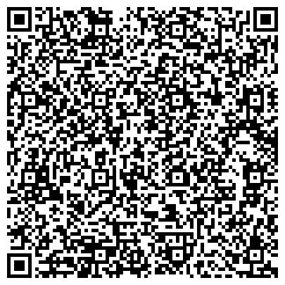 QR-код с контактной информацией организации КОЖНО-ВЕНЕРОЛОГИЧЕСКИЙ ДИСПАНСЕР ГОРОДСКОЙ МУ ЦЕНТР ЛАБОРАТОРНОЙ ДИАГНОСТИКИ ЗППП