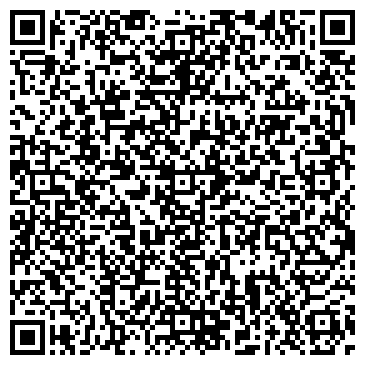 QR-код с контактной информацией организации ВЕТЕРИНАРНАЯ ЛЕЧЕБНИЦА ПРАВОБЕРЕЖНОГО ОКРУГА