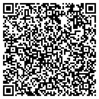QR-код с контактной информацией организации КОГОРТА, ОАО