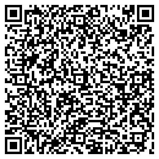 QR-код с контактной информацией организации РУБИН, ЧП
