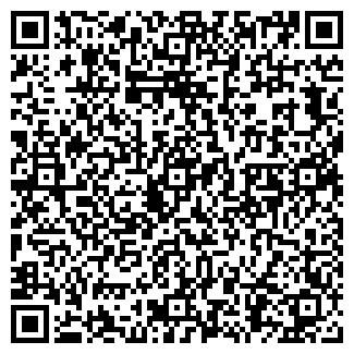 QR-код с контактной информацией организации АТМОСФЕРА НПП
