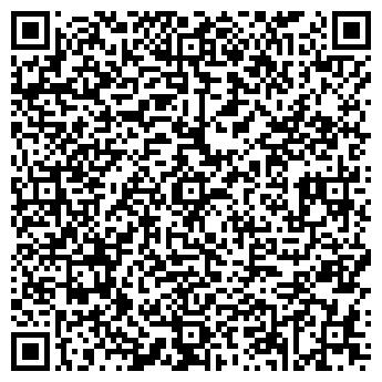 QR-код с контактной информацией организации МАГАЗИН ОБУВИ ТД БАДЕН