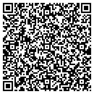 QR-код с контактной информацией организации РОСГОССТРАХ