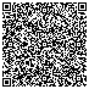 QR-код с контактной информацией организации АРЕНДНОЕ ПРЕДПРИЯТИЕ ЗАРЯ