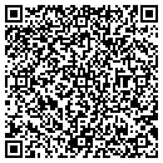 QR-код с контактной информацией организации ЗИМА