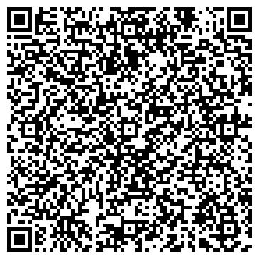 QR-код с контактной информацией организации ВОЕННЫЙ КОМИССАРИАТ Г. ОБНИНСКА
