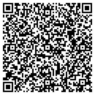 QR-код с контактной информацией организации НОУДО ЭЙДОС