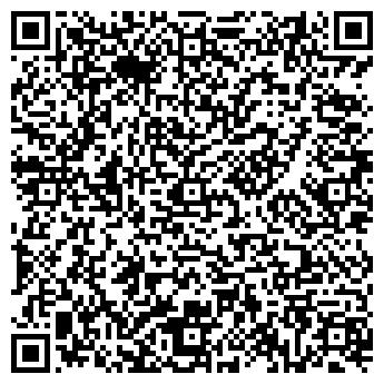 QR-код с контактной информацией организации ТЕПЛИЦЫ
