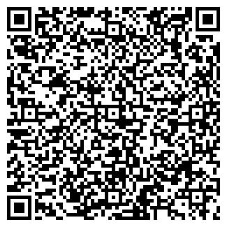 QR-код с контактной информацией организации АМАДИУС ООО