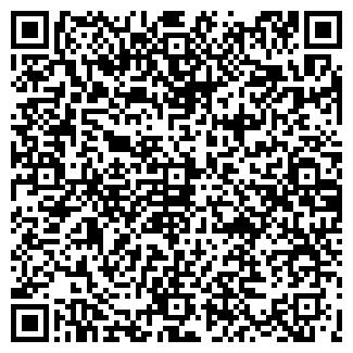 QR-код с контактной информацией организации V.I.P.