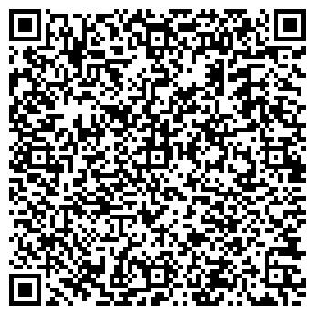QR-код с контактной информацией организации Аптечный пункт № 1
