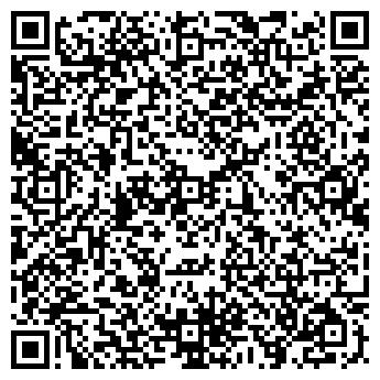 QR-код с контактной информацией организации РИКША И ВАН