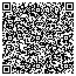 QR-код с контактной информацией организации ИНДУКЦИЯ МПО
