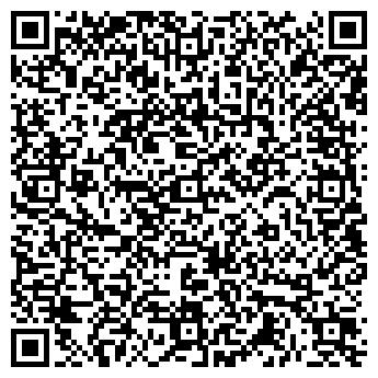 QR-код с контактной информацией организации МАГАЗИН № 25 ОРС НОД
