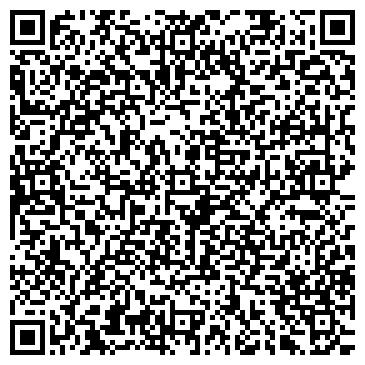 QR-код с контактной информацией организации БИБЛИОТЕКА № 13 ИМ. М. ГОРЬКОГО