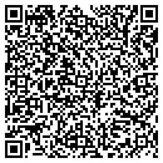 QR-код с контактной информацией организации ОДИССЕЙ, ЗАО