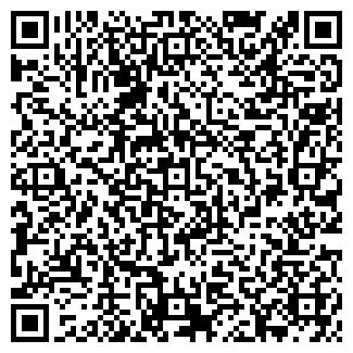 QR-код с контактной информацией организации БУРАН-96 ООО
